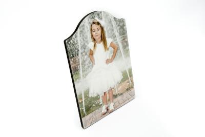 Cadre photo personnalisable avec support 12,7×17,7cm