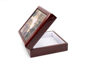 Boite a bijoux personnalisée